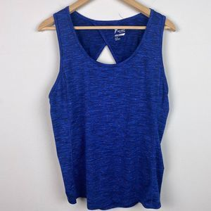 Old Navy Active Blue Athletic Tank XL